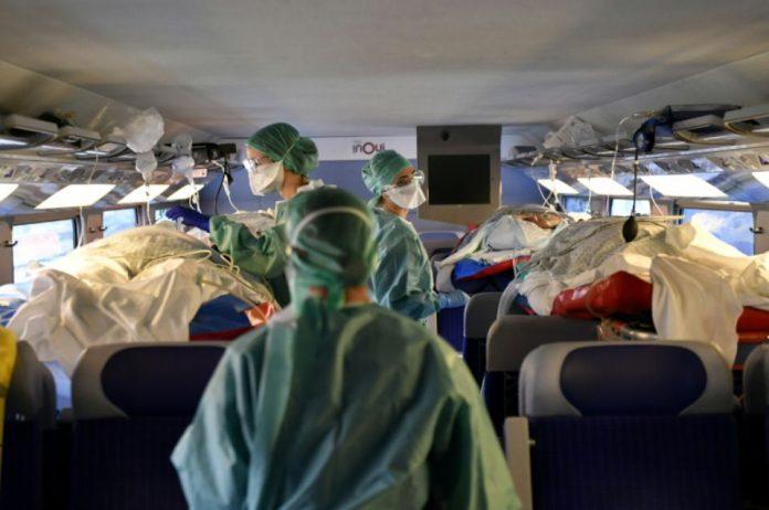 Coronavirus France EN DIRECT : suivez l'évolution de la situation Samedi 18 avril