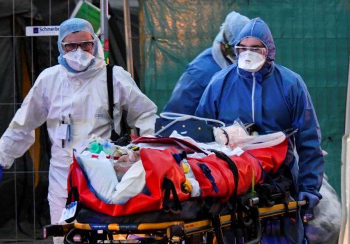 Coronavirus France EN DIRECT : suivez l'évolution de la situation Samedi 4 avril
