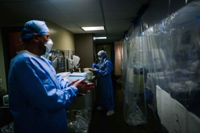 Coronavirus France EN DIRECT : suivez l'évolution de la situation Vendredi 10 avril