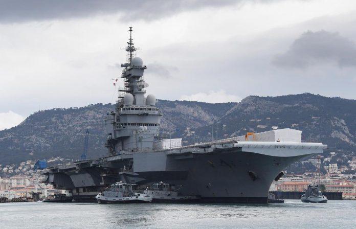COVID-19 France en direct : Epidémie sur le Charles-de-Gaulle