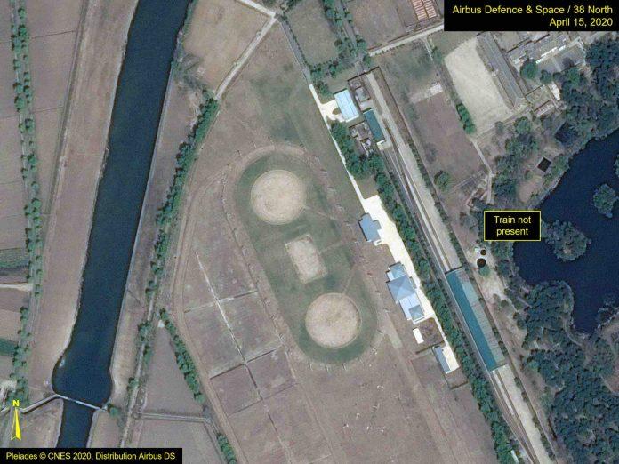 Kim Jong-un repéré dans une station balnéaire