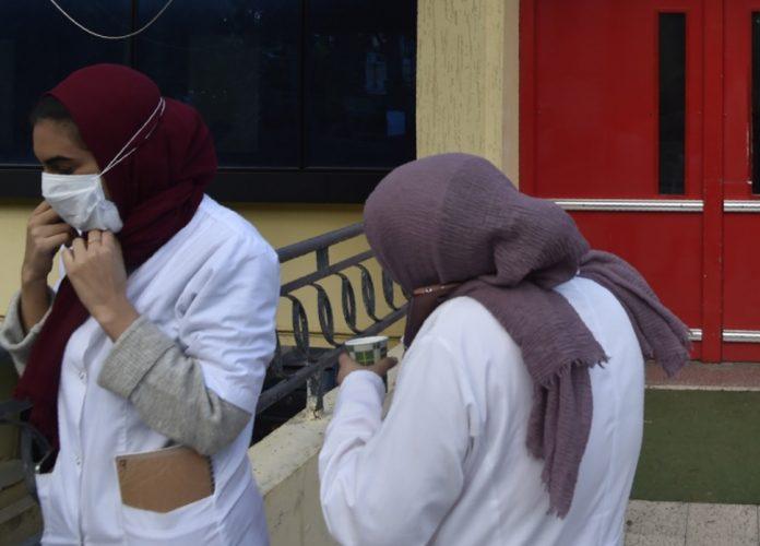 Algérie : décès d'une médecin enceinte de huit mois