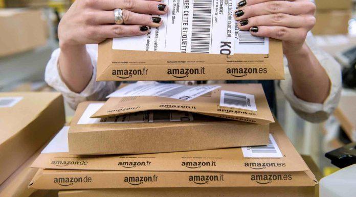 Amazon france demande le chômage partiel, l'État refuse
