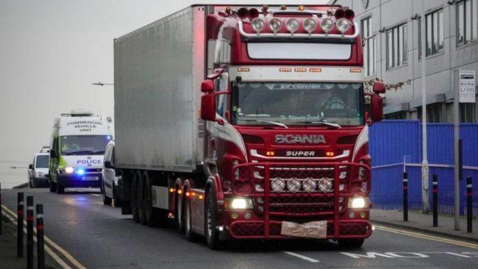 Camion charnier: un chef présumé du réseau arrêté en Allemagne (détail)