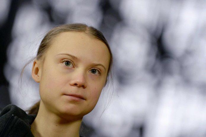 CNN recrute Greta Thunberg comme expert coronavirus (détail)