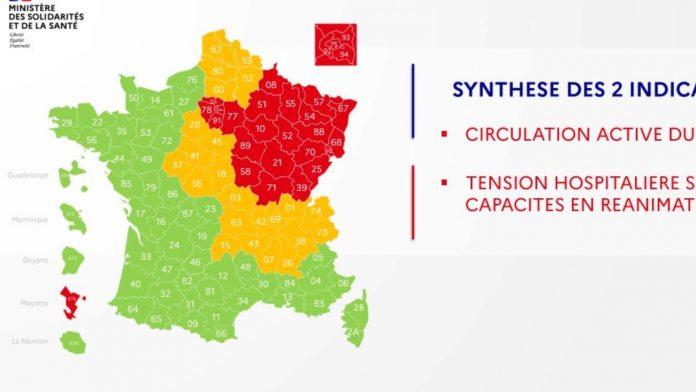 Coronavirus France EN DIRECT : À quoi va ressembler la carte du déconfinement ?