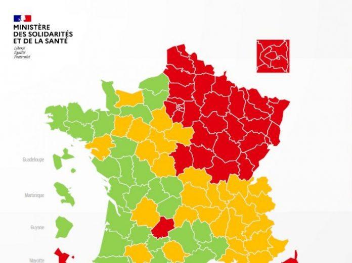 Coronavirus France EN DIRECT : Déconfinement, les premières cartes du gouvernement dévoilées