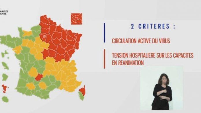 Coronavirus France EN DIRECT : Premiers couacs sur la carte du déconfinement