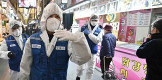 Coronavirus: une flambée de cas près de Séoul (détail)
