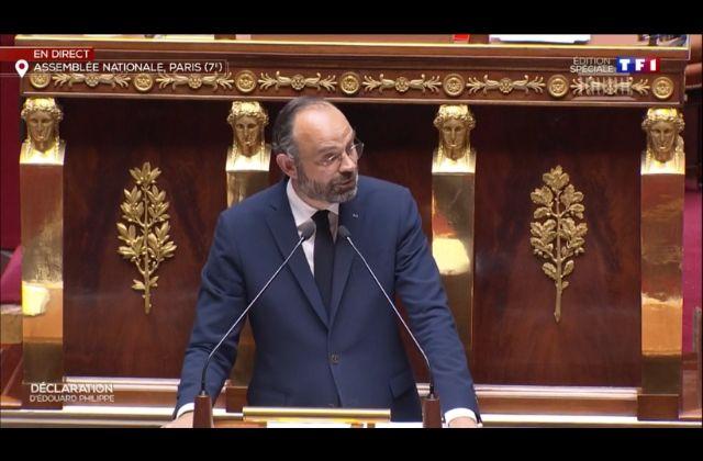 Discours d'Édouard Philippe en direct : le plan de déconfinement du 11 mai (Vidéo)