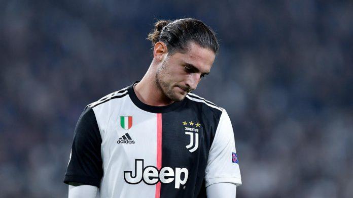 Juventus Turin : Adrien Rabiot serait en grève à cause de la baisse des salaires