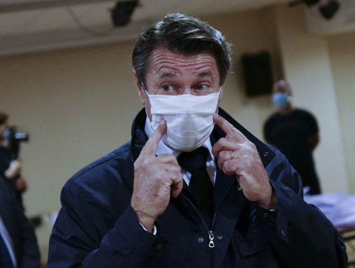 Nice : le port du masque obligatoire dans tout l'espace public (détail)
