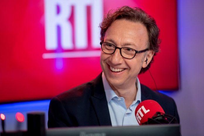 RTL annonce le départ de Stéphane Bern