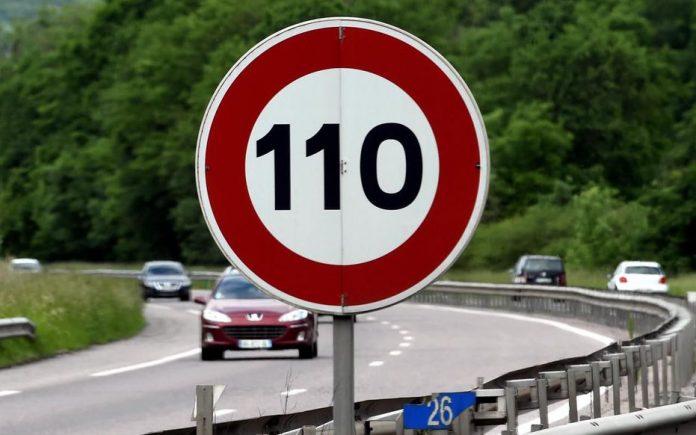 110 km/h sur l'autoroute : les Français disent non, selon un sondage