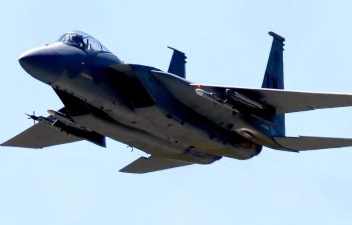 Crash d'un F15-C en mer du Nord: le pilote est décédé