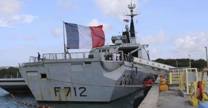 France-Turquie : L'Otan ouvre une enquête sur l'incident du Courbet