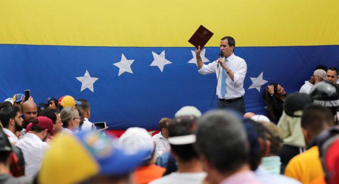 Juan Guaido dans l'ambassade de France à Caracas ?