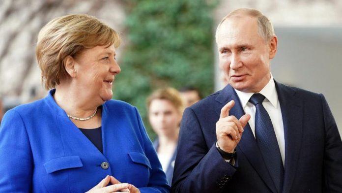 L'Allemagne accuse la Russie d'avoir commandité l'assassinat d'un Géorgien à Berlin (détail)