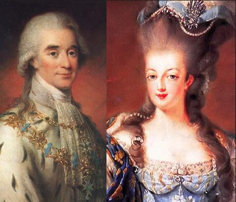 Le mystère des lettres de Marie-Antoinette à son amant révélé par un scanner (détail)