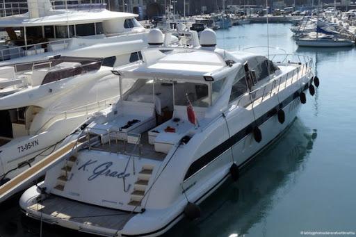 Le yacht de Kita saisi par la justice ? (détail)