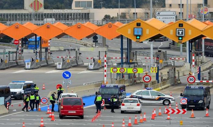 L'Espagne avance l'ouverture de ses frontières avec les pays de l'UE au 21 juin (détail)