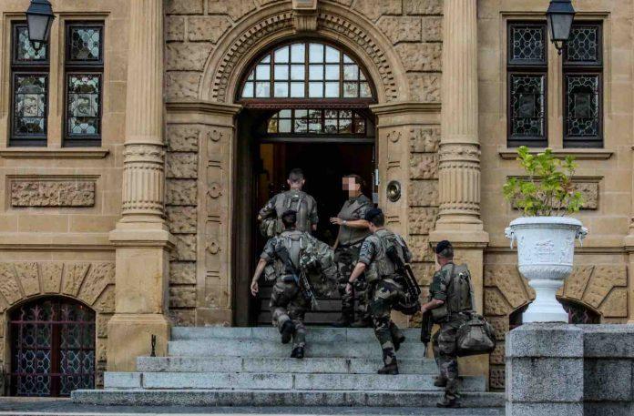 Metz : mort d'un militaire de 20 ans touché par un tir accidentel (détail)