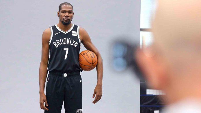 NBA : Kevin Durant forfait pour la fin de saison avec Brooklyn (détail)