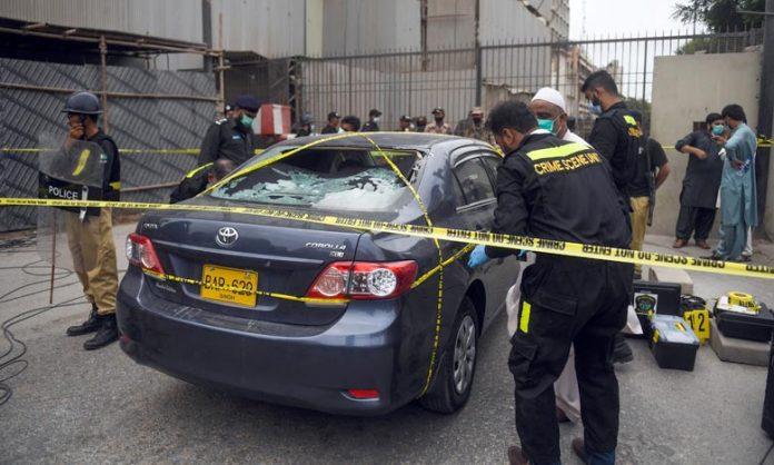Pakistan : attaque de la Bourse de Karachi, au moins 6 morts (détail)