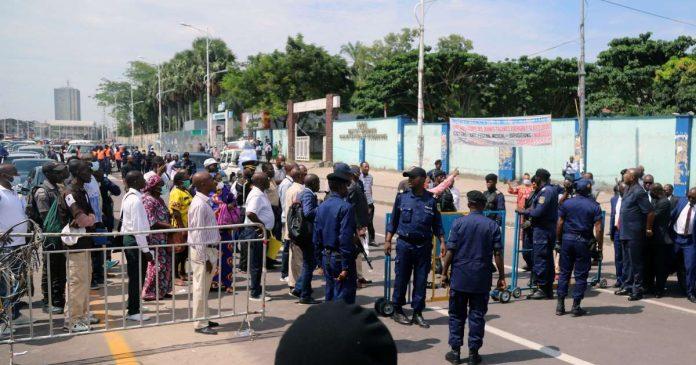RD Congo : Le ministre de la Justice arrêté, en pleine crise politique