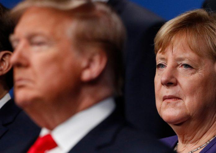 Trump annonce une forte réduction des effectifs militaires américains en Allemagne (détail)