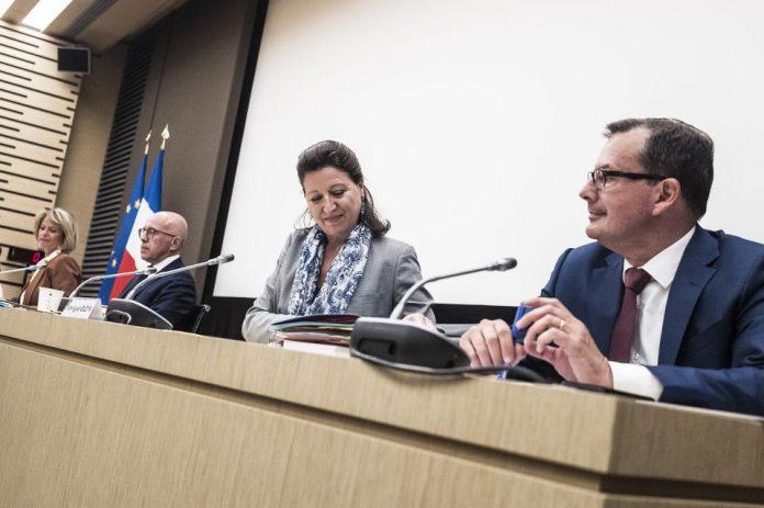 Agnès Buzyn devant la commission d'enquête sur le coronavirus (détail)