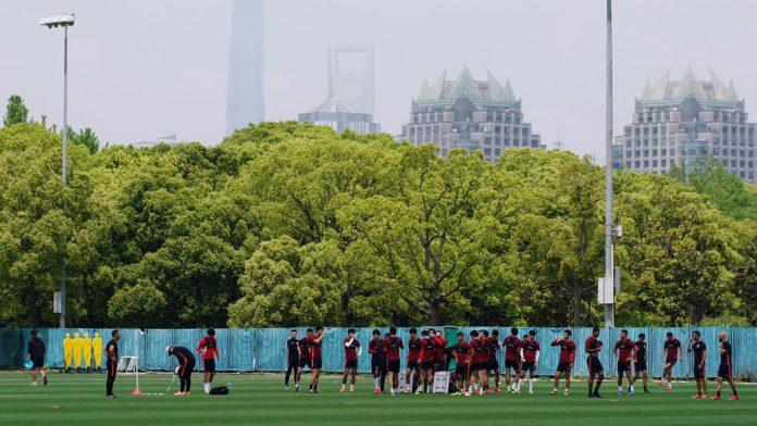 Coronavirus Chine : le championnat chinois de football débutera le 25 juillet