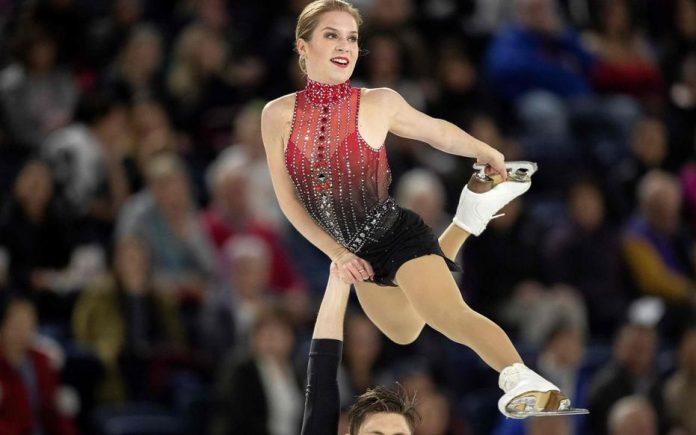 Ekaterina Alexandrovskaya : championne de patinage artistique, est morte en chutant d'une fenêtre