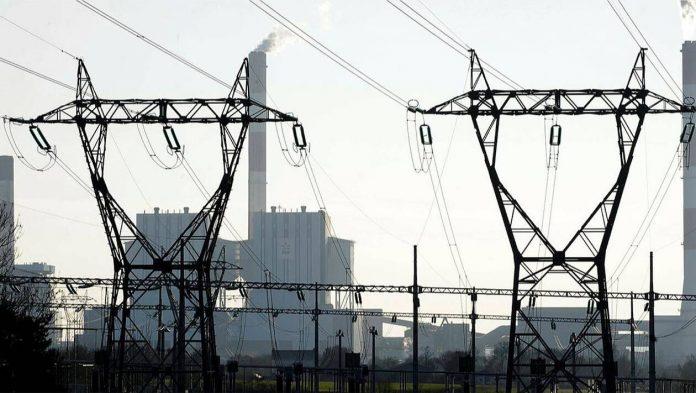 Electricité: vers une hausse de 1,55% des tarifs