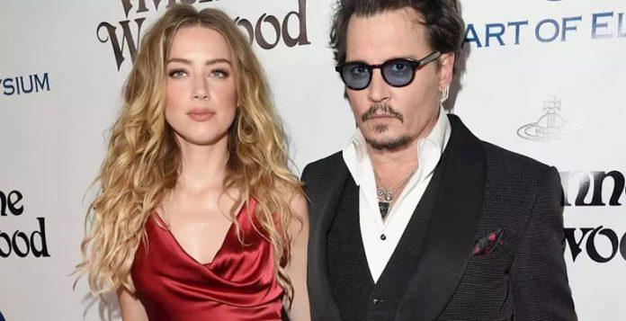 Johnny Depp disait à Amber Heard comment s'habiller (détail)