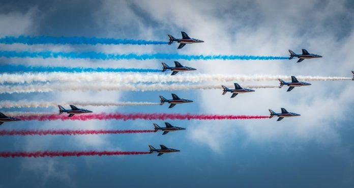 La France célèbre sa fête nationale dans l'ombre du Covid-19 (détail)