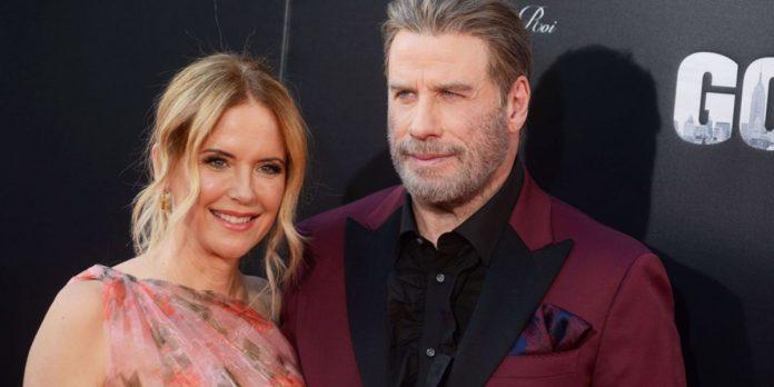L'actrice Kelly Preston, l'épouse de John Travolta, est décédée à 57 ans