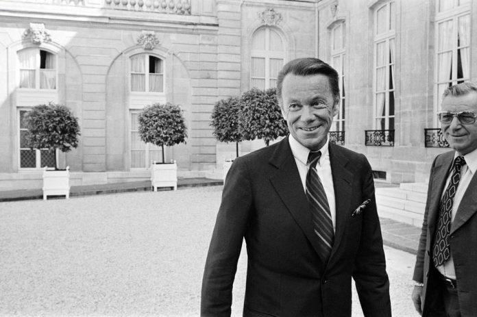 L'ancien ministre de la Justice Albin Chalandon est mort à l'âge de 100 ans