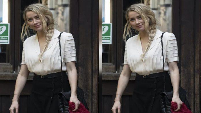Le témoignage glaçant d'Amber Heard (détail)