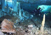 Mexique : Des mines d'ocre sous-marines vieilles de 12 000 ans