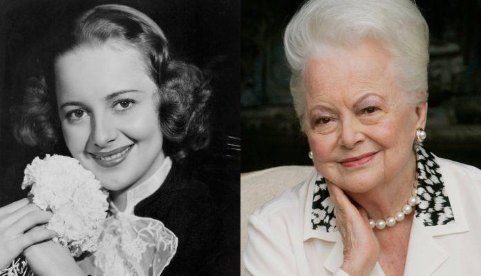 Mort d'Olivia de Havilland, star d'Autant en emporte le vent