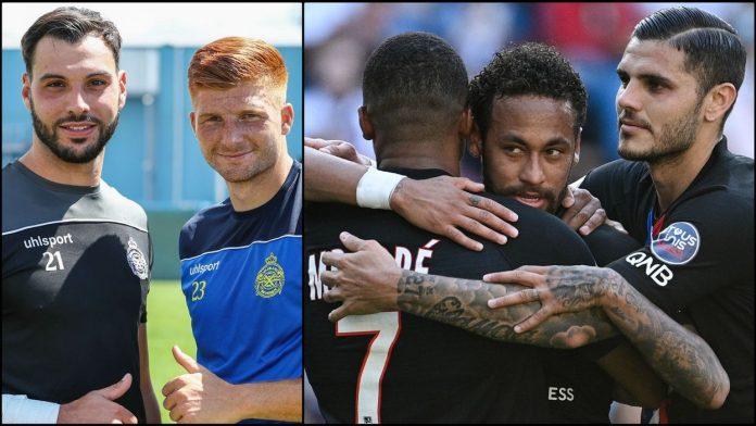 PSG - Waasland-Beveren : Entre l'excitation et l'angoisse, les joueurs hésitent