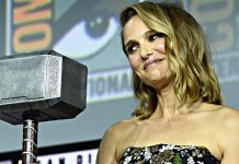 Thor 4 : Natalie Portman confirme un tournage (détail)