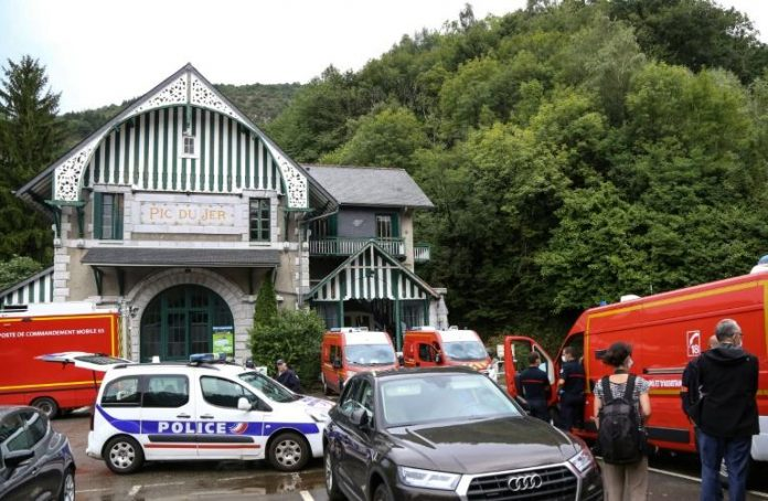 Accident au funiculaire de Lourdes à cause d'un orage : 12 blessés légers