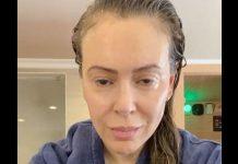 Alyssa Milano partage un étonnant symptôme du coronavirus (Vidéo)