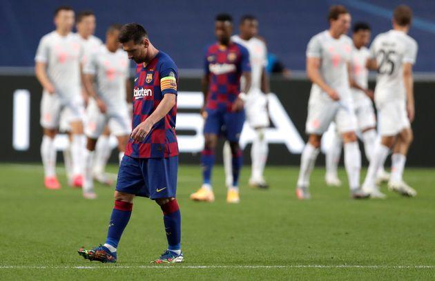 Barça, més que un crise (détail)
