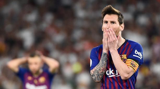 Barça: Messi, un départ « humiliant »