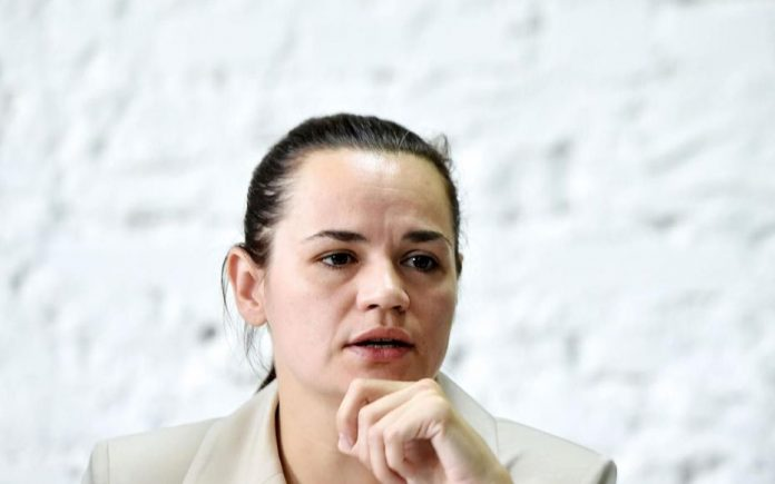 Biélorussie : Tikhanovskaïa refuse de participer à une éventuelle élection