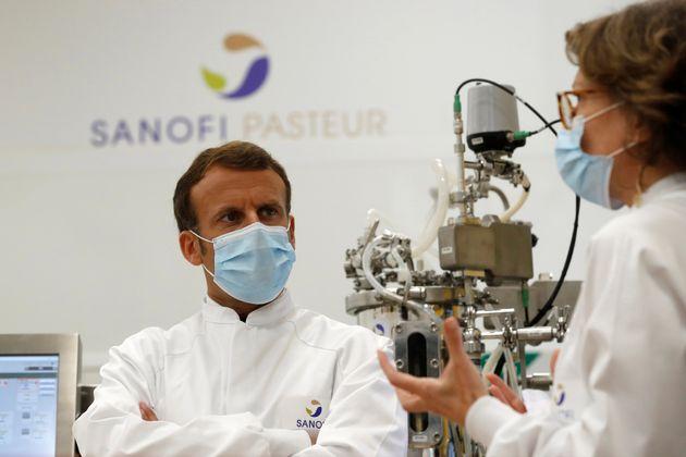 Coronavirus France en direct : Macron promet des décisions