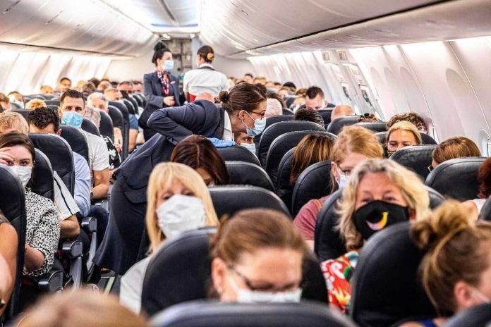 Coronavirus : Le risque des contaminations dans un avion serait faible (étude)